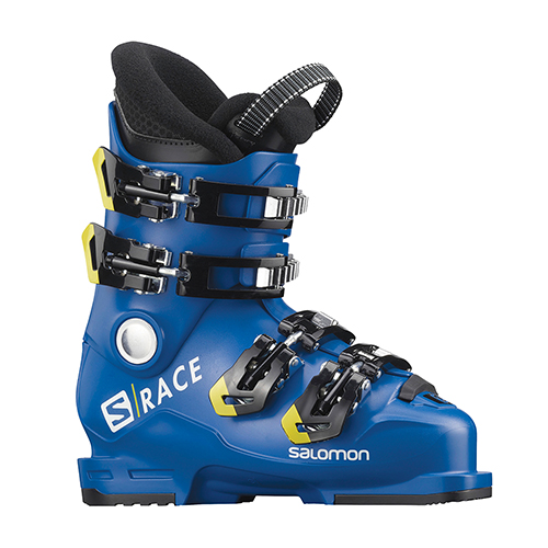 1920 살로몬 스키부츠SALOMON S/RACE 60T M RACE JUNIOR BOOTS BLUE/Acid Gree/Black